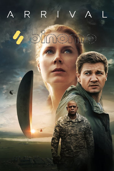 Arrival 2016 Dual Audio in Hindi HQ Fan Dubbed 1080p