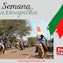 Bossoroca realiza desfile em comemoração ao Dia do Gaúcho nesta segunda-feira