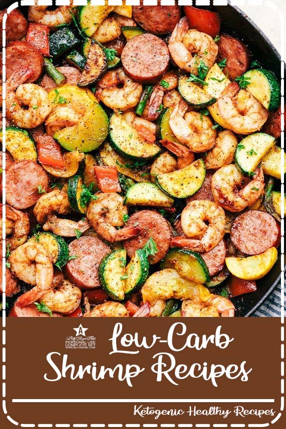 friendly recipes will have you coming back for seconds and thirds 9 Low-Carb Shrimp Recipes