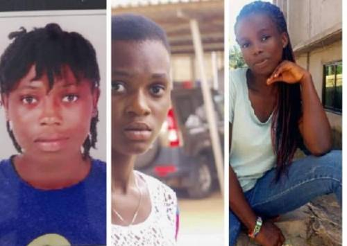 How Three Missing Ghanaian Girls Were Sold In Nigeria For N1.8m Each - Suspect Confesses