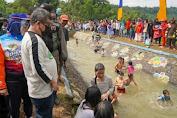 Bupati Garut Resmikan Destinasi Wisata Air Irigasi Talangseng