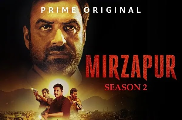 Mirzapur 2 Poster