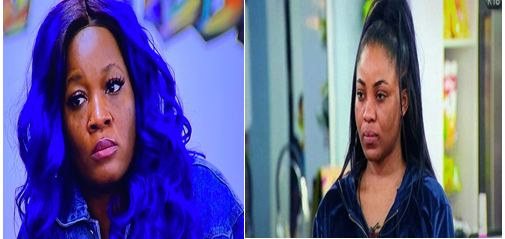 BBNaija: How Lucy Played A Role In Getting Erica Disqualified (Video)