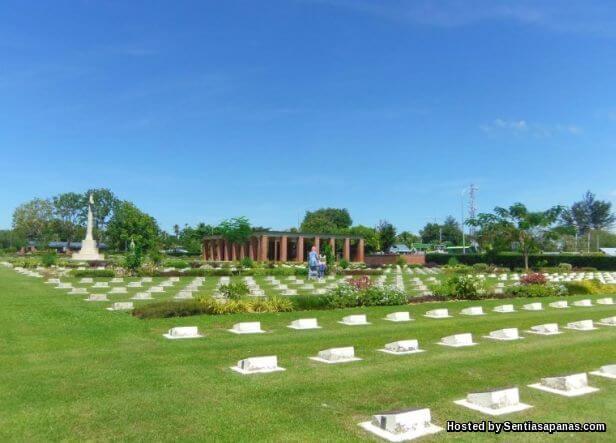 Labuan War Memorial Cemetary