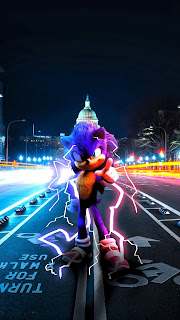 Sonic The Hedgehog Mobile HD Wallpaper