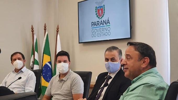 Governo Ratinho Júnior já tem candidato ao Senado