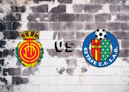 Mallorca vs Getafe  Resumen