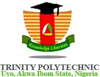 Trinity Poly Admission Form 2021/2022   ND & HND
