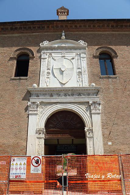 Palacio Schifanoia - Museo Municipal de Arte Antiguo de Ferrara