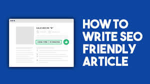 How to write SEO friendly article in Hindi