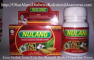 Jual Nulang Asli Tradisional Obat Alami Herbal Asam Urat-Reumatik