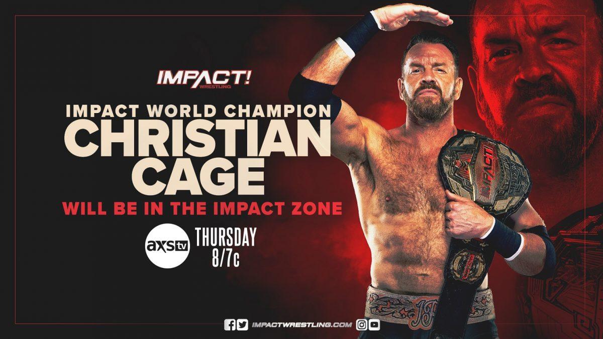 Cobertura: IMPACT Wrestling (26/08/2021) – Próximo desafio!