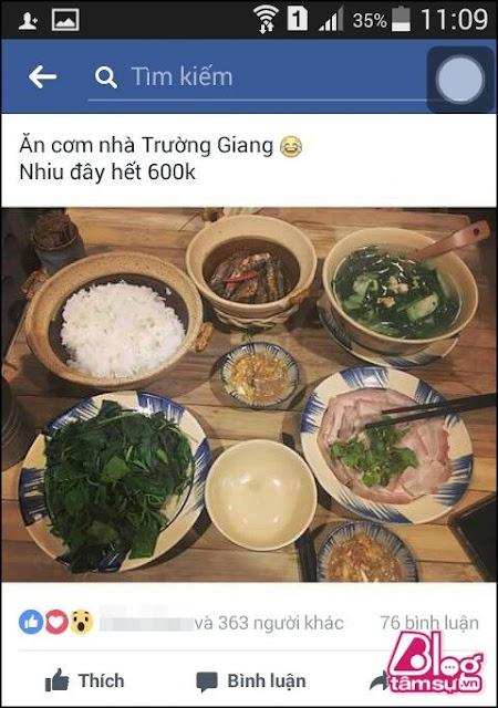 Đi ăn quán Trường Giang mới mở về, Trấn Thành – Hari Won liền nhận xét choáng - 6