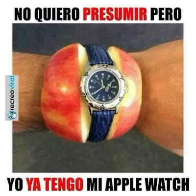 ya tengo mi Apple Watch