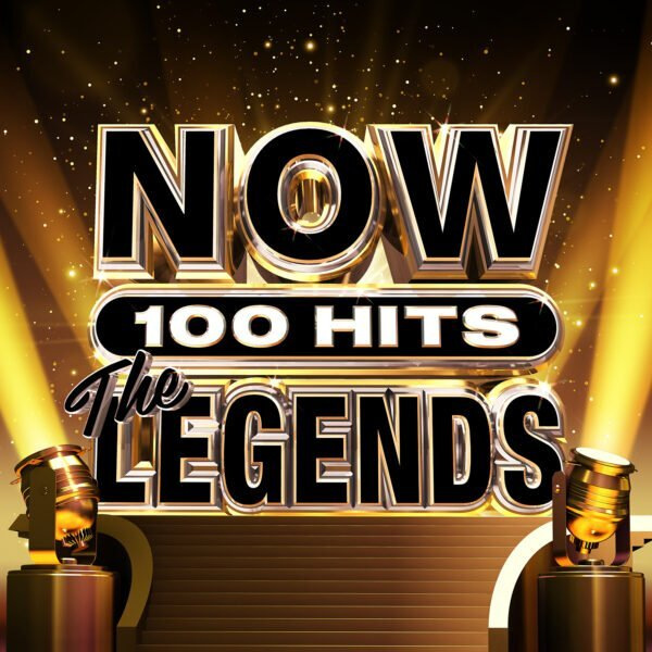 Now 100 Hits the Legends