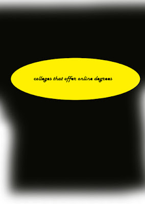 Colleges That Offer Online Degrees