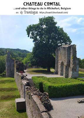 Chateau Comtal Rochefort Pinterest