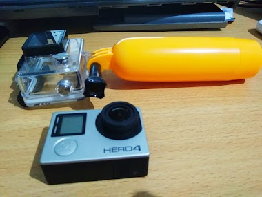Rental Gopro Hero 4
