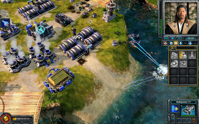 Command and Conquer Red Alert 3 Uprising Free Download Screenshot 1