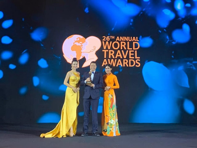 "Fansipan Legend received the award of ""Vietnam's top attractive tourist destination in 2019"""
