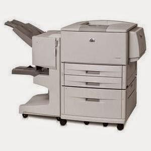 Download Driver HP LaserJet M9050 MFP