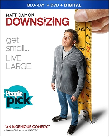 Downsizing 2017 English 480p BRRip 350MB ESubs