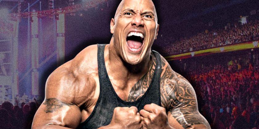 The Rock Johnson Teases Reveal For Upcoming Superhero Film