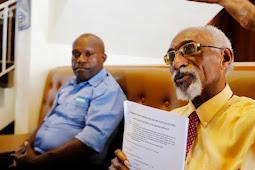 Presiden Papua: Harusnya Kami Sebagai Negara Federal Tak Lagi Pasal Makar itu Tak Berlaku