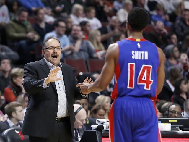 Le probleme Stan Van Gundy | PistonsFR actualité des Detroit Pistons en france