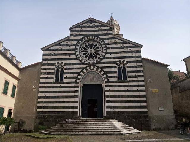 Chiesa Sant'Andrea Levanto
