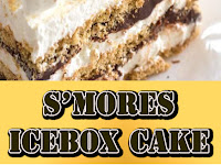 S'mores Icebox Cake Recipe