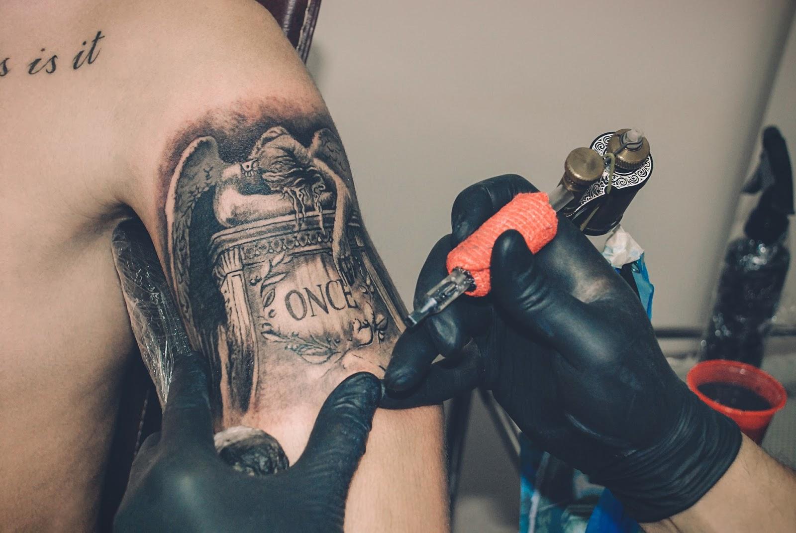 Jak Dbać O świeży Tatuaż Część 2
