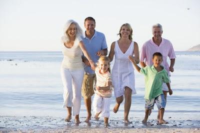 Tips Berlibur Bersama Orang Tua yang Baik