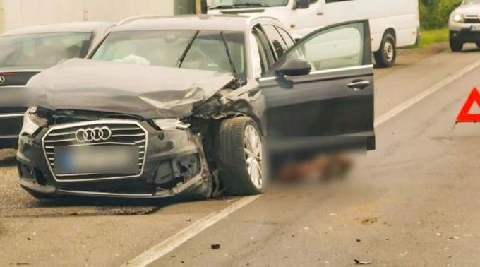 Durva baleset történt Nyíregyhzázán a Tiszavasvári úton