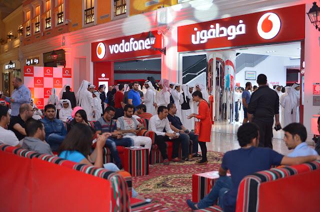 مطلوب فوار شباب للعمل فى شركة فودافون قطر