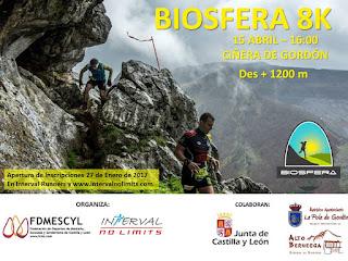 Carrera Biosfera 8K