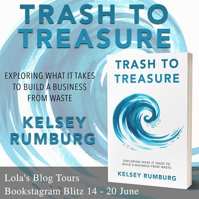 Trash to Treasure tour banner