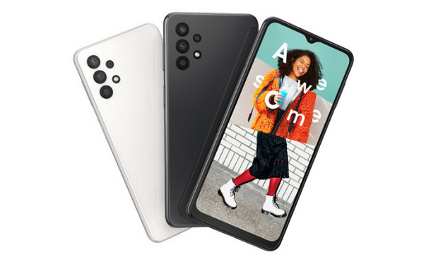 سامسونج تكشف النقاب عن هاتفها المتوسط Galaxy A32 5G بمعالج Dimensity 720
