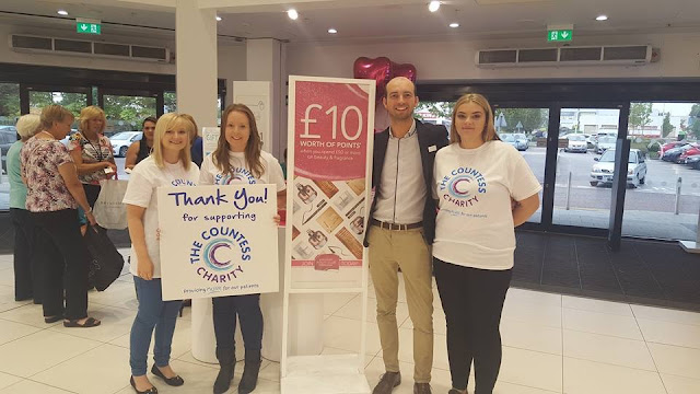 debenhams coliseum charity evening