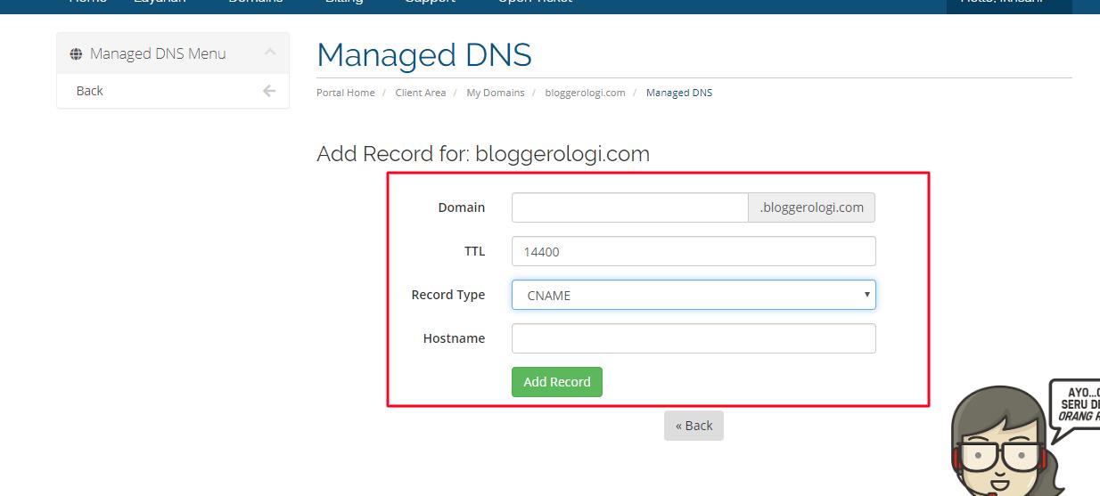 langkah memasang domain - 15