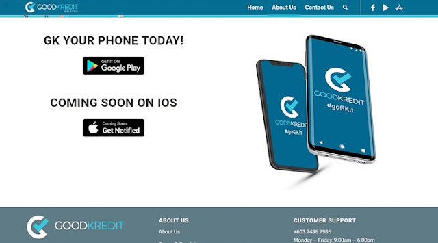 Your Mobile Wallet Towards Cashless Future Via GoodKredit