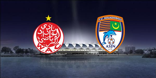 مباراة الوداد ونواذيبو بتاريخ 15-09-2019 دوري أبطال أفريقيا