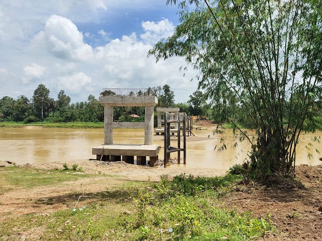 PT. Kerja Sama Janji Selesaikan Jembatan Gunung Toar Dengan Baik