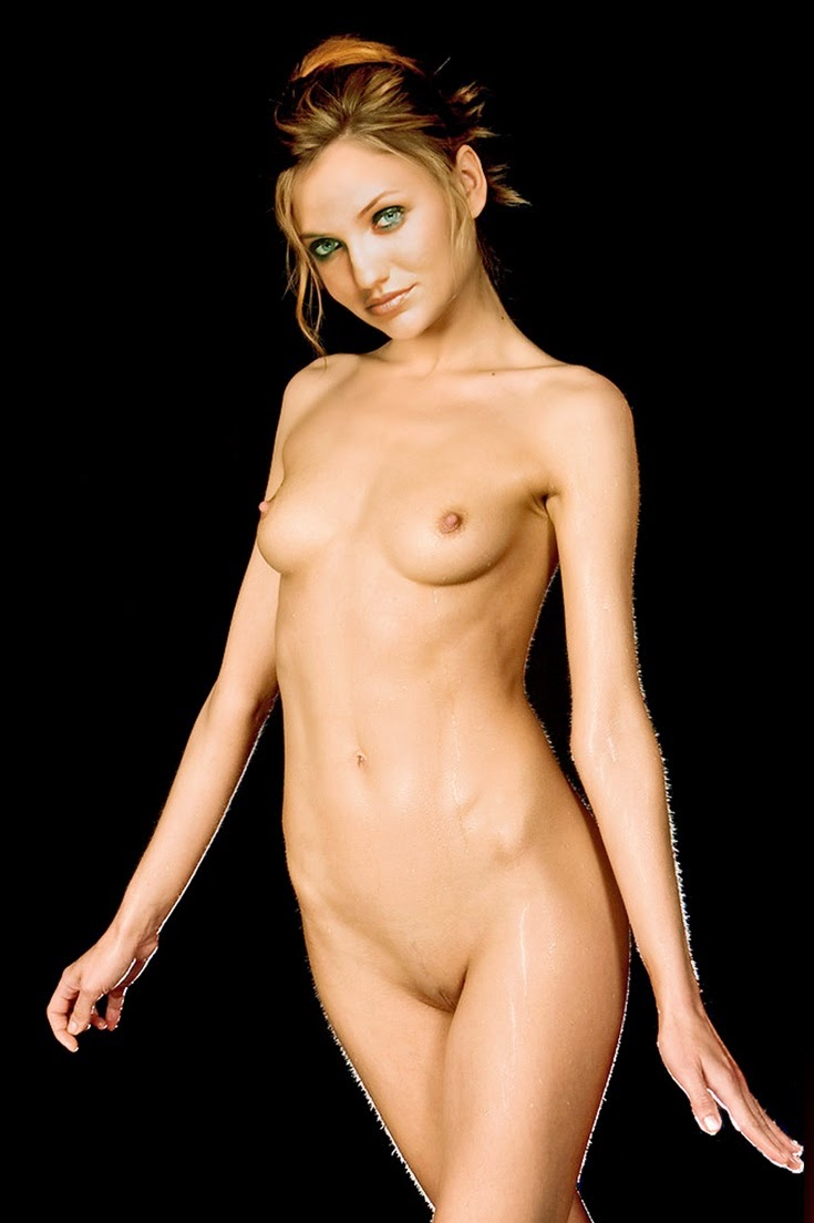 cameron-diaz-nude-wet-big-nude-boobs-giving-head
