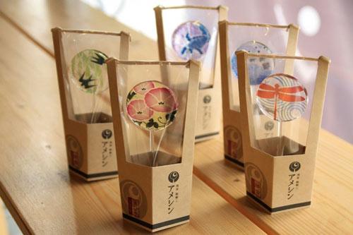 10 món ngọt cực dễ thương của người Nhật