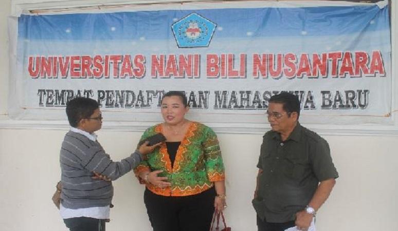 PENERIMAAN MAHASISWA BARU (UNBN) 2018-2019 UNIVERSITAS NANI BILI NUSANTARA