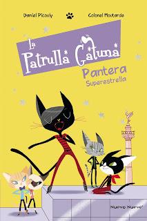 La Patrulla Gatuna. Pantera Superestrella