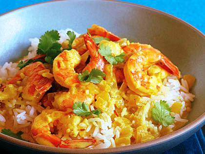 Shrimp Curry Coconut Milk - 5