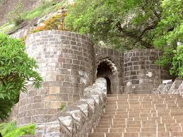 Shivneri Fort birthplace of Chhatrapati Shivaji Maharaj