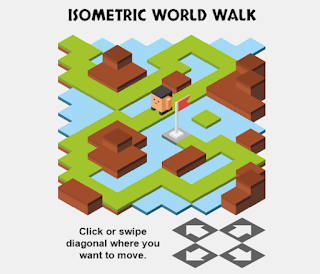 Isometric World Walk